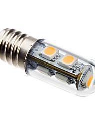 80 lm E14 LED-kolbepærer T 7 leds SMD 5050 Dekorativ Varm hvid AC 220-240V