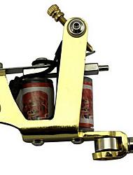 Недорогие -графита металла ручной татуировки шейдеров пистолет и вкладыша (DT-m014)