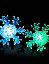 cheap -Coway Acrylic Light Snow LED Nightlight