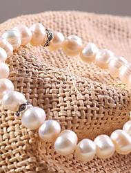 6mm Pearl Bracelet