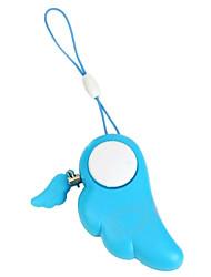 Anti-vol d'auto-protection d'alarme pour les femmes ayant 3pcs AG13