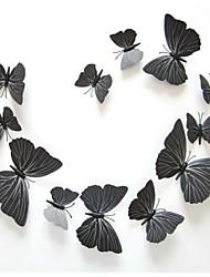 baratos -Paisagem Animais Romance Feriado 3D Adesivos de Parede Autocolantes 3D para Parede Autocolantes de Parede Decorativos Autocolantes de