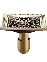 Drain / Antique Brass Brass /Antique