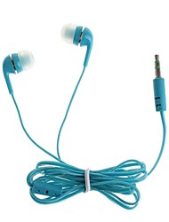 3,5 mm jack in-ear øretelefon til iPhone / iPod / HTC / Samsung (110cm)