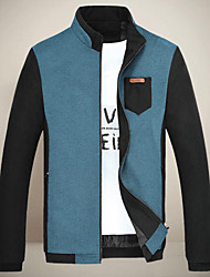 cheap -Men's Classic & Timeless Jacket-Multi Color,Classic Style