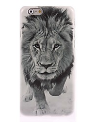 Lion Design PC Hard Case for iPhone 7 7 Plus 6s 6 Plus