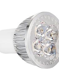 preiswerte -360 lm GU10 LED Spot Lampen 4 Leds Hochleistungs - LED Abblendbar Warmes Weiß Wechselstrom 220-240V