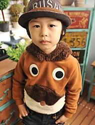 Pull à capuche & Sweatshirt Boy Hiver / Printemps / Automne Mélange de Coton
