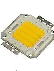 30W 2700LM 3000K Warm White LED Chip(30-35V) High Quality Lighting Accessory