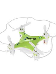 Drone RC H7 4 Canali 6 Asse 2.4G Quadricottero Rc Giravolta In Volo A 360 GradiQuadricottero Rc / Telecomando A Distanza / 1 Pila Per