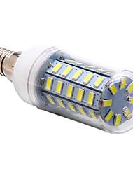 3.5 E14 LED-kolbepærer T 48 leds SMD 5730 Naturlig hvid 250-300lm 6000-6500K Vekselstrøm 220-240V