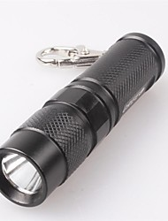 LED Flashlights/Torch Handheld Flashlights/Torch LED 700 Lumens 3 Mode Cree XP-E R2 18650 Impact Resistant Camping/Hiking/Caving