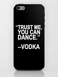Недорогие -доверие шаблон жесткий футляр для iphone 6с 6 плюс