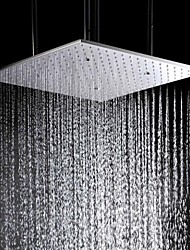 preiswerte -20 Inch Stainless Steel 304 Ceiling Mounted Bathroom Shower Head With Atomizing And Rainfall Two Water Functions