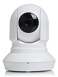 billige -skybest-Wireless HD IP-netværk kamera 720p med pan titel nat-version bevægelsesdetektering