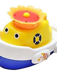 Недорогие -Форма лодка авто спрей брызг воды для купания младенца флоат игрушек