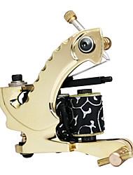 Недорогие -профессиональный меди катушки тату машина для шейдерного блока и вкладыша