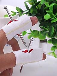Недорогие -гвоздь в палец Tricky игрушки шутки гаджетов (2шт)