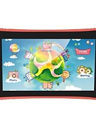 "economico -VENSTAR K7 7"" Android 4.2 Dual-Core Kid's Pad Tablet PC (Dual Camera, 512MB RAM, 8GB ROM)"