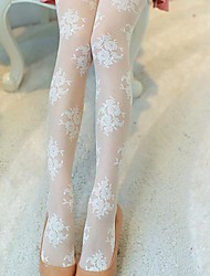 cheap -Women Thin Pantyhose , Core Spun Yarn Sexy. Fashion.lace. Silk stockings