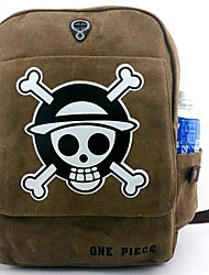 cheap -Bag Inspired by One Piece Cosplay Anime Cosplay Accessories Bag Backpack Canvas Nylon Men's New