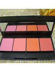 cheap Makeup For Eyes-4pcs Eye Shadow Powder Daily Makeup