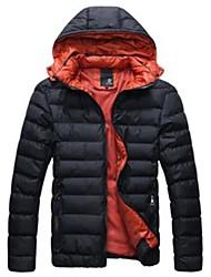 Недорогие -мода зима тепловой досуг хлопка мягкой пальто manwan walk®men игровая, снег куртка