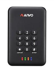 """Недорогие -maiwo 2,5 """"USB 3.0 SATA ключи шифрования Внешний жесткий диск HDD k2533 корпус"""
