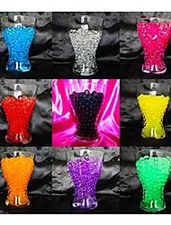 20g Water Aqua Crystal Soil Gel Ball Beads Wedding Vase Christmas Birthday Party Decorations Favor