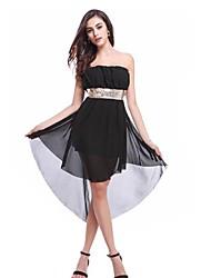 vestido das Xinfu ™ mulheres sexy strapless partido vestido 2014 novo clube menina