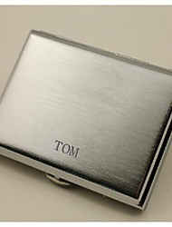 Недорогие -пакеты подарок на день черного металла портсигар сигареты Персонализированные отца (20)