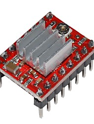 cheap -A4988 Stepper Motor Driver Module for 3D Printe With Heat Sink
