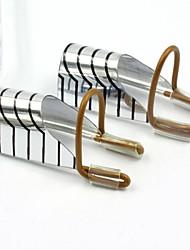 Недорогие -5pcs многоразовые серебряные ногтей протектор формы для акриловых советы / советы УФ-гель