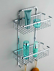 Bathroom Shelf / Stainless Steel Stainless Steel /Contemporary