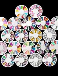 economico -20pcs misti bella tuta kit decorazione luminosi