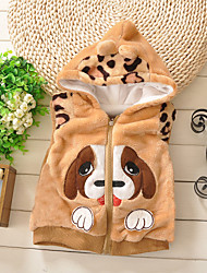 cheap -Boy's Cotton Jacket & Coat,Winter / Spring / Fall
