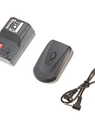 une déclenchée une série de déclencheur de déclencheur de flash de speedlite à distance pour l'appareil-photo&le flash et les lampes de studio