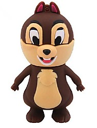 cheap -16GB Artoon The Squirrel 2.0 Flash drive Pen Drive