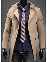 cheap -Men's Chic & Modern Solid Colored,Modern Style