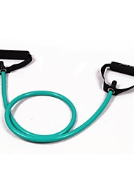 cheap -Resistance Bands Door Anchor Handles Ankle Straps For Resistance/Boxing Training Green Resistance Tubes Foam Handles