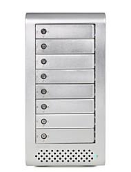 """Недорогие -maiwo k8fu3e алюминиевого сплава 2,5 """"/3.5"""" SATA Внешний корпус жесткий диск"""