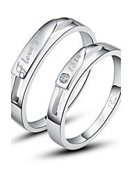 preiswerte -Damen / Paar Ring - Stilvoll Ring Für Hochzeit / Party / Abend