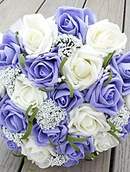 "cheap -Wedding Flowers Bouquets Others Wedding Party / Evening Material 9.84""(Approx.25cm) 0-20cm"