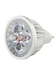 gx5.3 led spotlight 5 280lm varm hvid 3500k dekorativ dc 12v