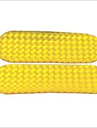 безопасности автомобиль автомобиль светоотражающие эпоксидные наклейки (размер-L / пара)