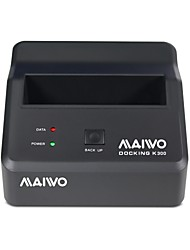 "Недорогие -maiwo k300u3 USB 3.0 SATA 2,5 ""/ 3,5"" HDD док-станция"