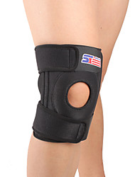 cheap -Knee Brace for Cycling Hiking Jogging Fitness Running Unisex Adjustable Breathable Stretchy Sports Outdoor Nylon Rubber 1pc