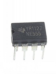NE555 DIP-8 Integrated Circuits  IC (10pcs)