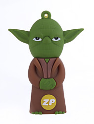 ZP YODA Character 16GB USB Flash Pen Drive