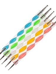 preiswerte Punktierung Werkzeuge-Nagel Kunst Werkzeuge Klassisch Gute Qualität Alltag